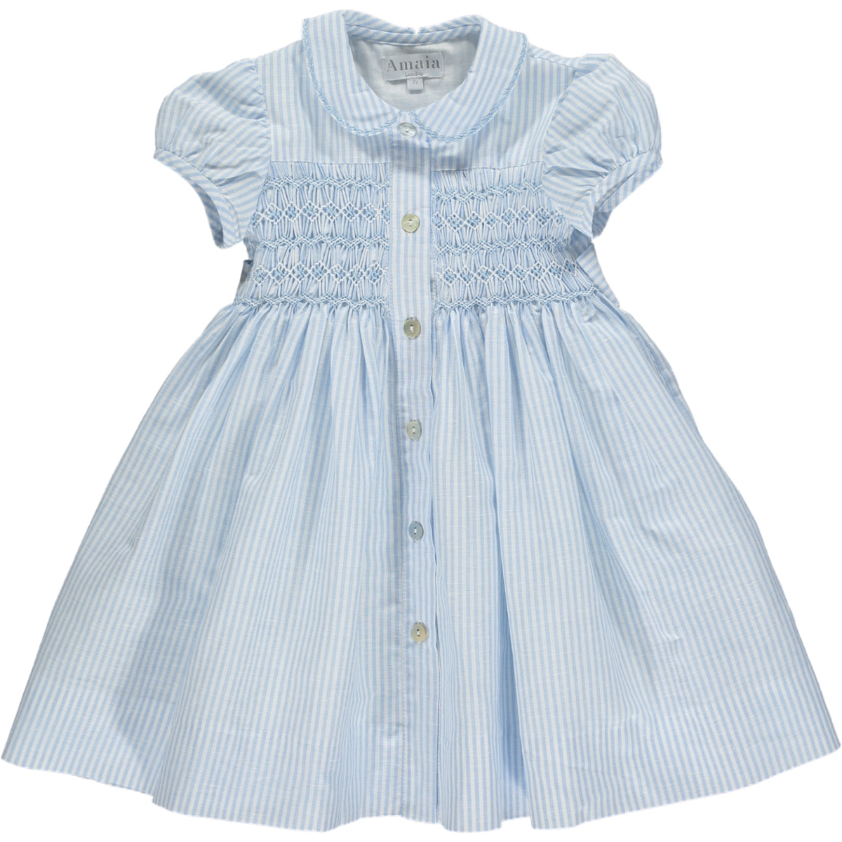Jujube New Baby Girl Dress Blue Stripe
