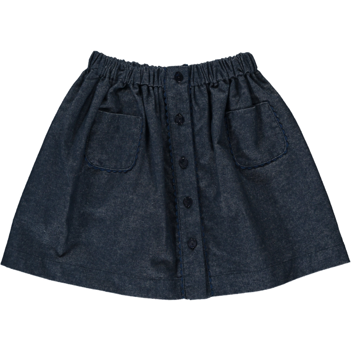 Juliette Skirt Dark Indigo
