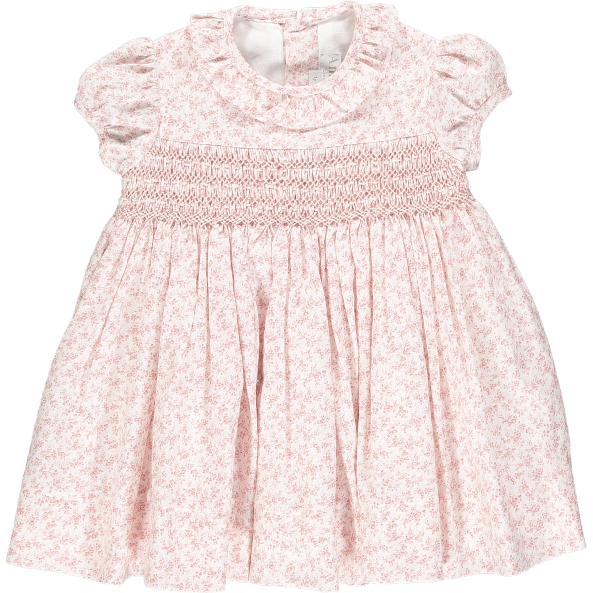 Moohren Dress Dusty Pink Minifloral