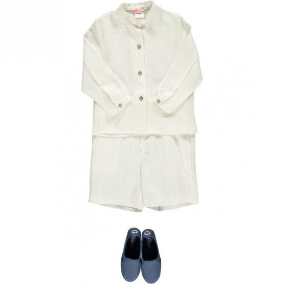 Nicolas Look Off-White