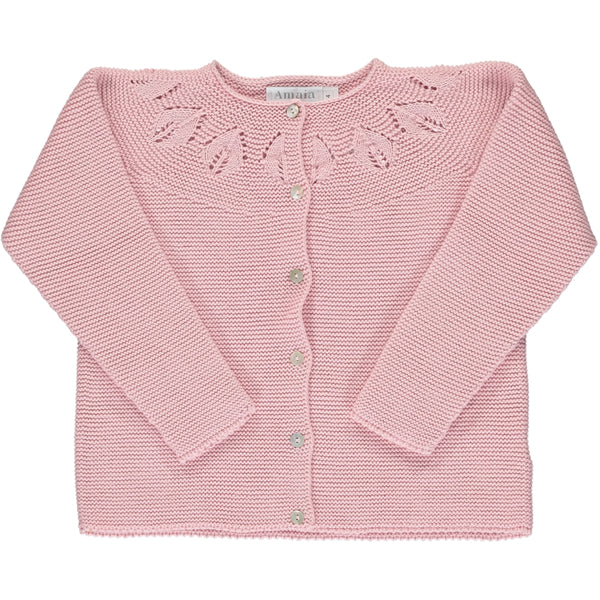 Patricia Cardigan Light Pink