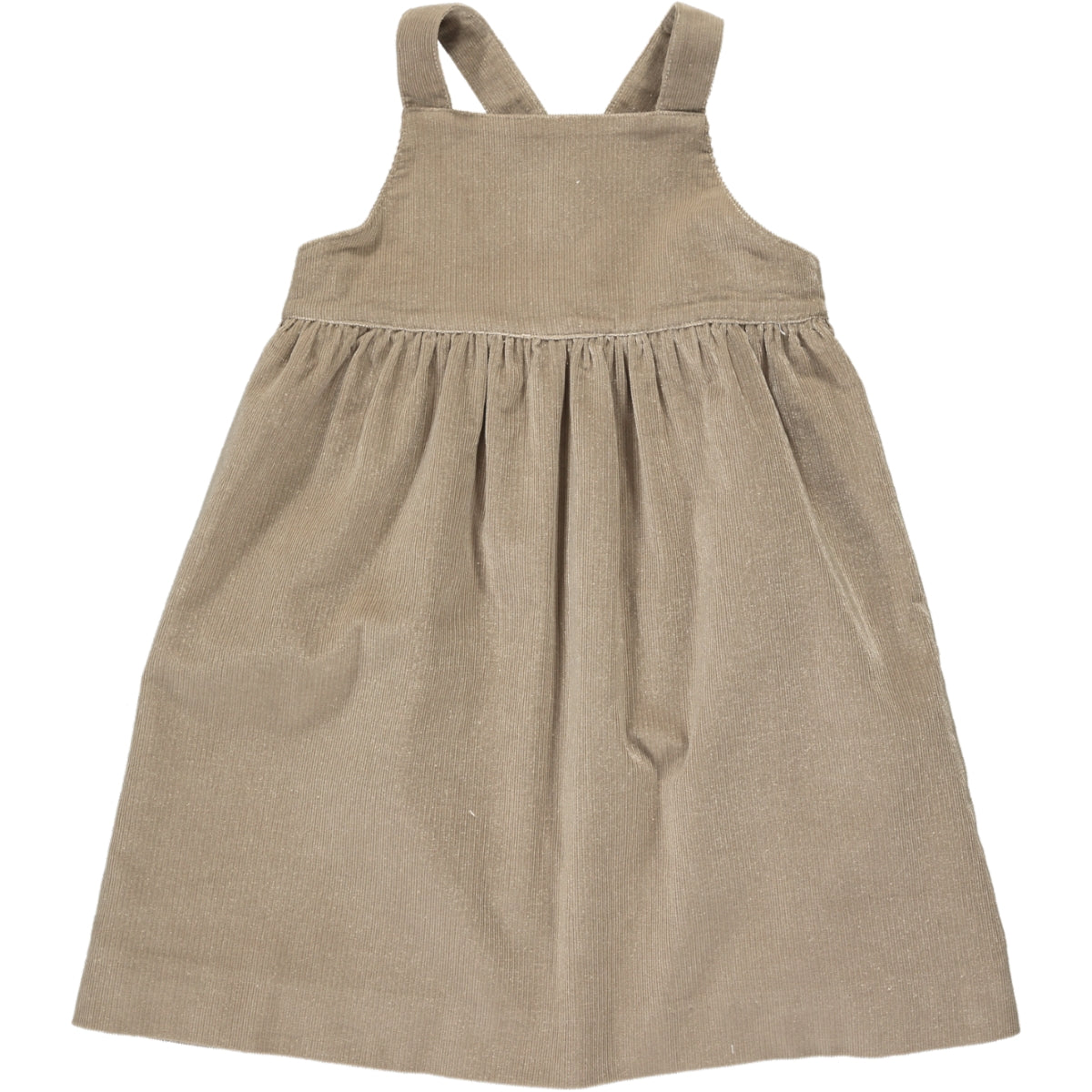 Pichi Strap Dress Beige