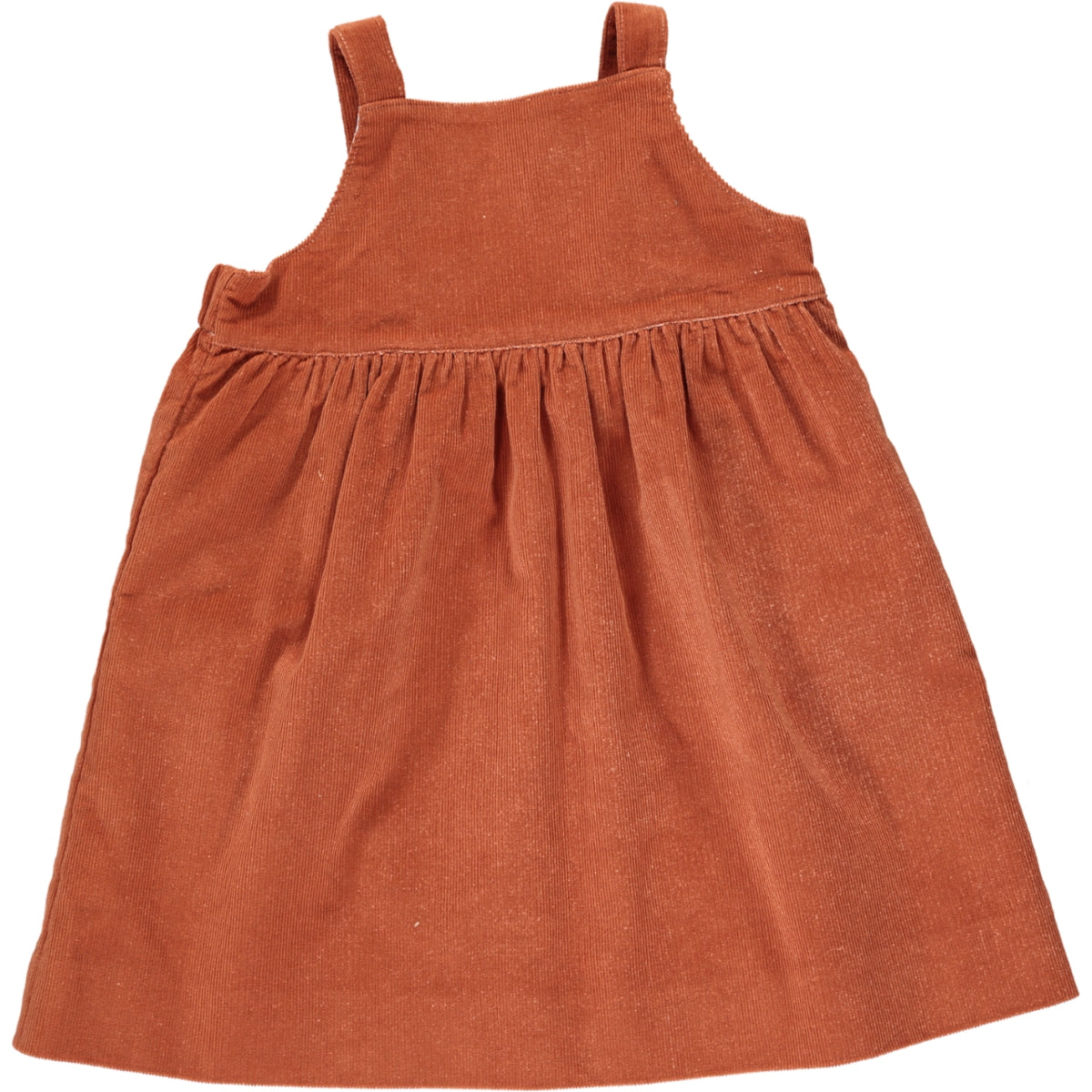 Pichi Strap Dress Burnt Orange