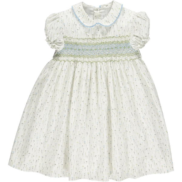 Shirley Dress Pastel Print