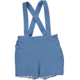 Spinach Short Medium Blue