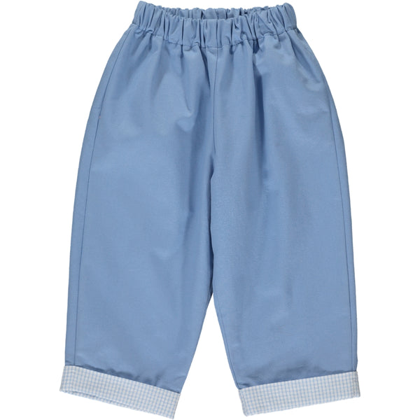 Tito Trousers Light Blue