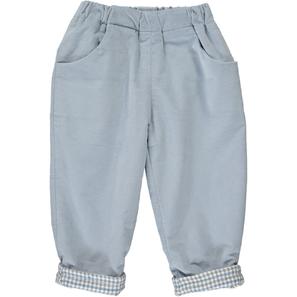 Tito Pant Dusty Blue