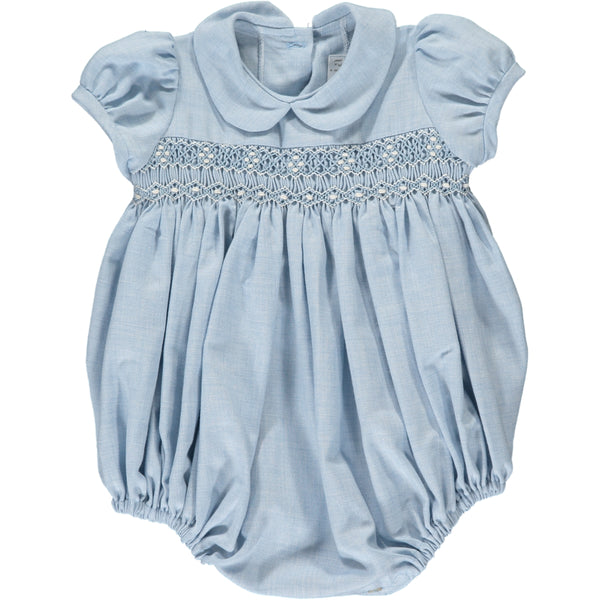 Tokyone Romper Light Blue