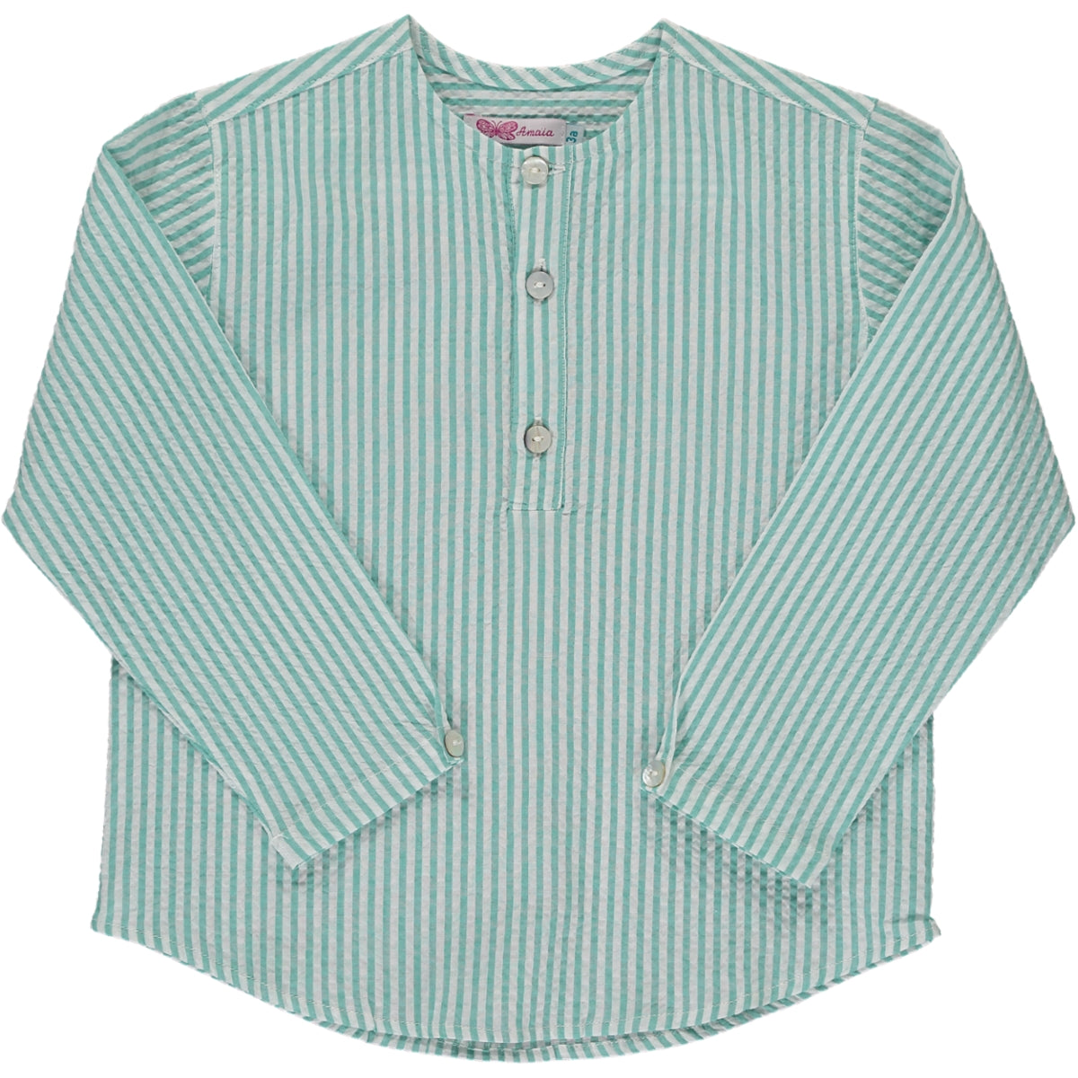 Victor Shirt Mint Green