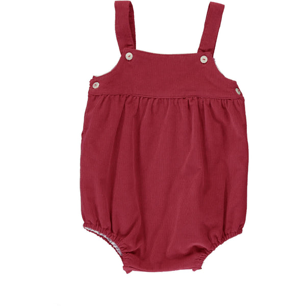 Boule Romper Dark Red