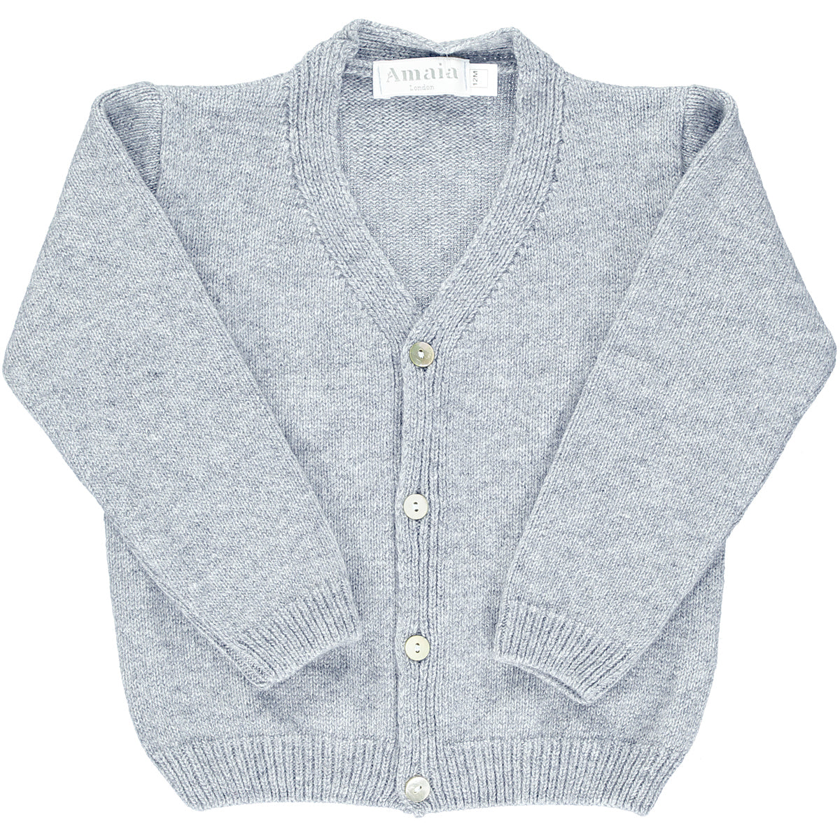 Sous-Marin Cardigan Dusty Blue