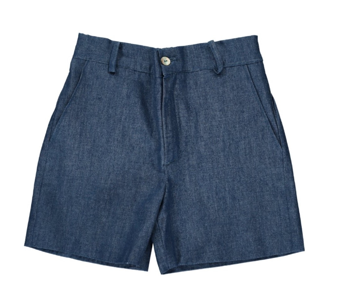 Gull Bermuda Shorts Denim