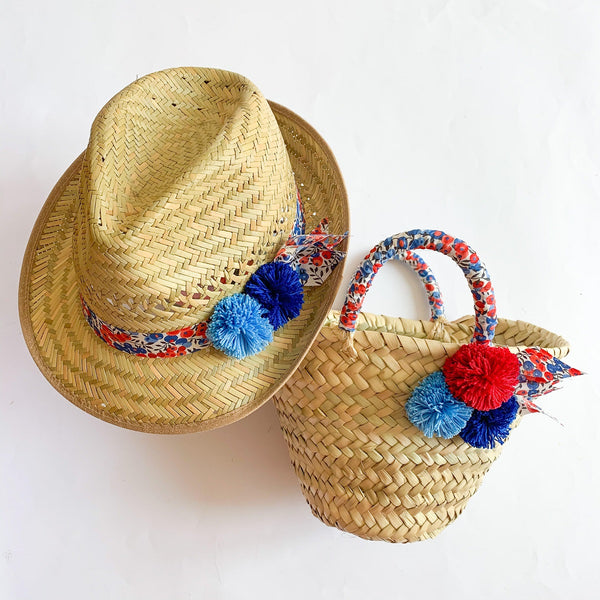 Wiltshire Liberty Straw Hat