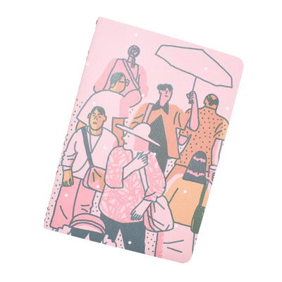Baron Fig New York City Notebook - Pink