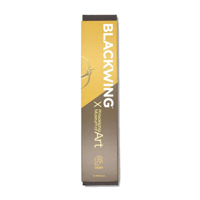 Blackwing Branded Pencils - Empty Boxes - Diana - Notegeist dot com