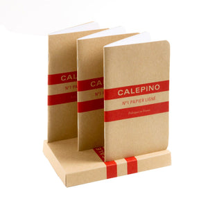 Calepino Pocket Notebooks - Lined - Notegeist dot com
