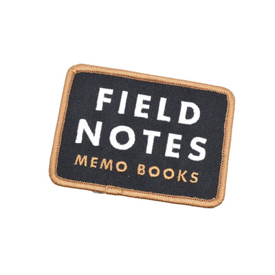 DDC Field Notes Patch - Black