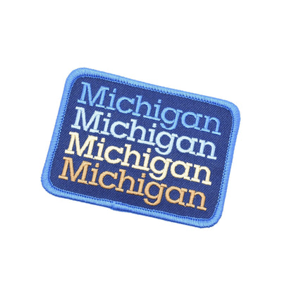 DDC Patches - Michigan