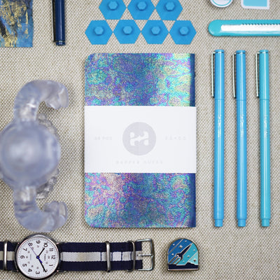 Dapper Notes  - Hologram - Notegeist dot com