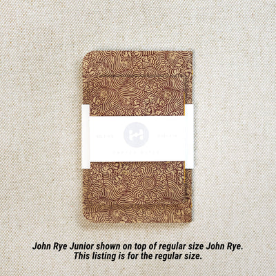 Dapper Notes - John Rye Junior - Notegeist dot com