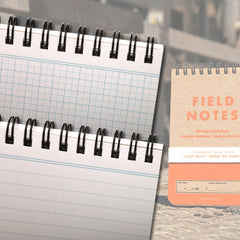 Field Notes Heavy Duty - Papers - Notegeist dot com