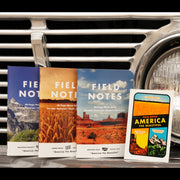 Field Notes America the Beautiful - Covers - Notegeist dot com
