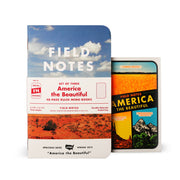 Field Notes America the Beautiful - Notegeist dot com
