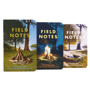 Field Notes Campfire - Covers - Notegeist dot com