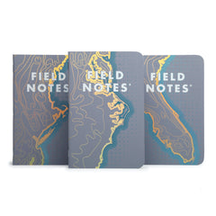 Field Notes Coastal - East - Notegeist dot com