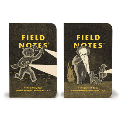Field Notes Haxley - Notegeist dot com