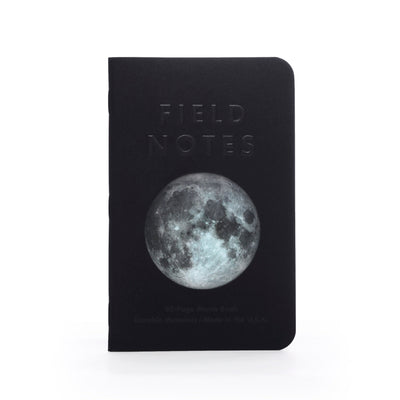 Field Notes Lunacy - Notegeist dot com