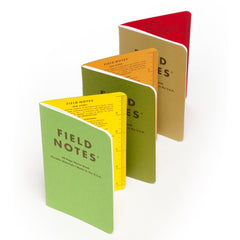 Field Notes Shenandoah - Covers - Notegeist dot com