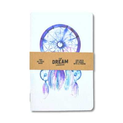 Justin Ryan Books - Dream Log Book - Notegeist dot com