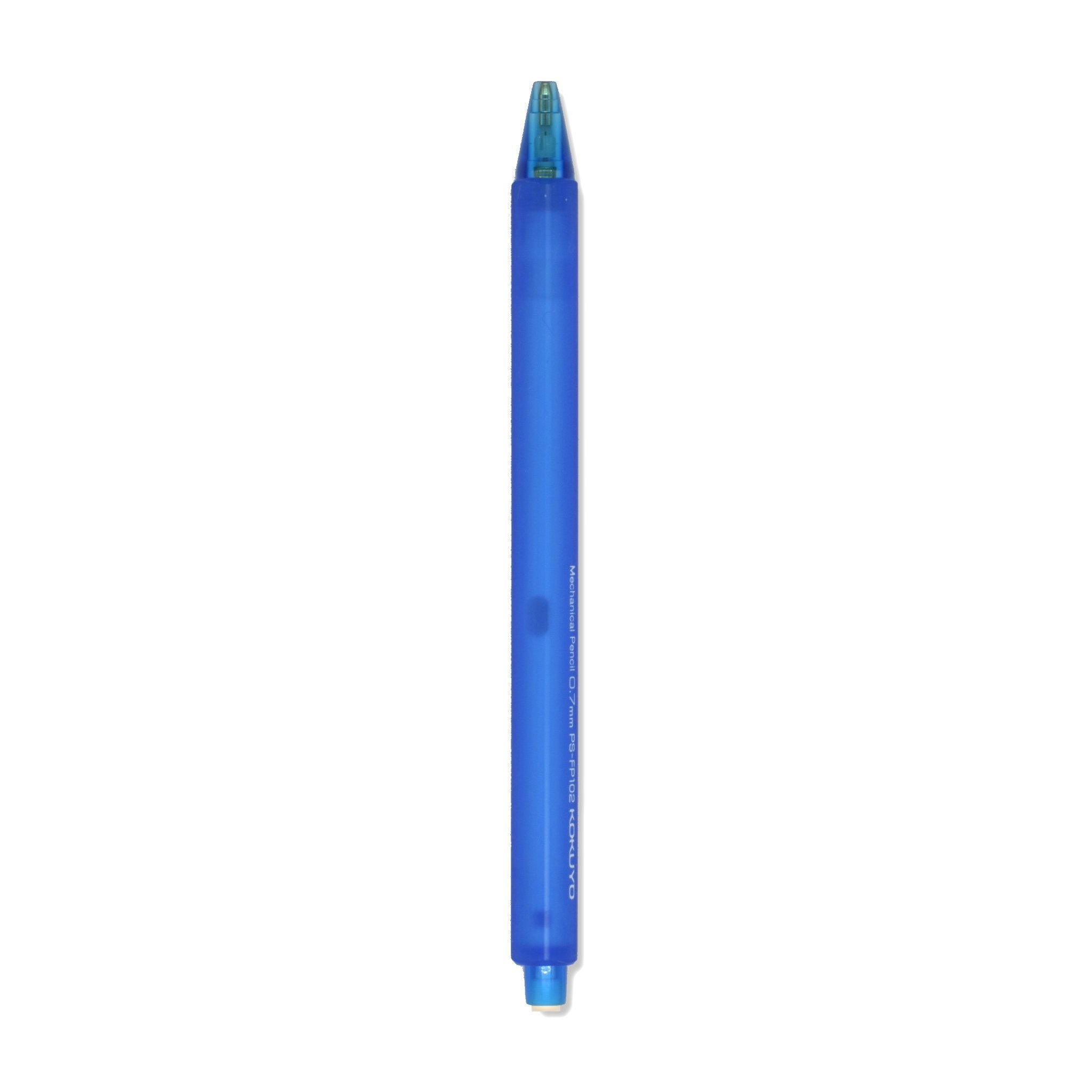Kokuyo Frozen Mechanical Pencil 0.7mm - Blue - Notegeist dot com