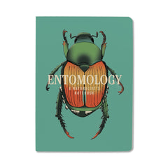 Unemployed Philosophers Guild Passport Notebook - Entomology - Notegeist dot com