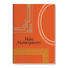 Unemployed Philosophers Guild LARGE Notebook - Mini Masterpieces - CLOSEOUT