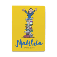 Unemployed Philosophers Guild Passport Notebook - Matilda - Notegeist dot com
