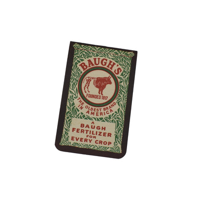 Vintage Memo Book - Baughs - Notegeist dot com