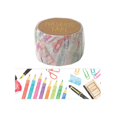 Washi Masking Tape - Stationery Goods - Notegeist dot com