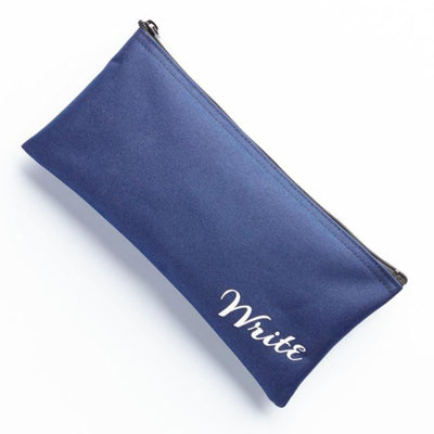 Write Notepads Pencil Pouch - Notegeist dot com