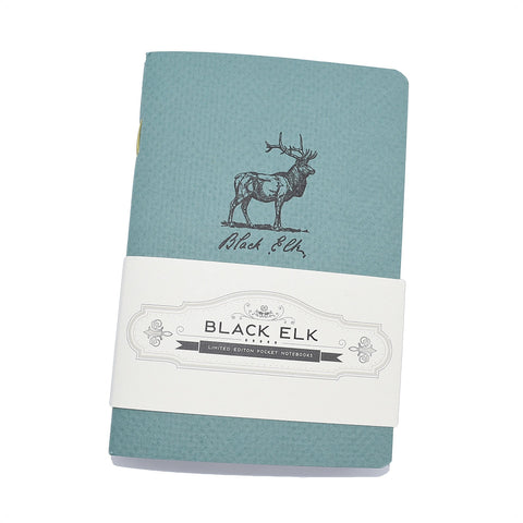 Write Notepads Black Elk - Pack