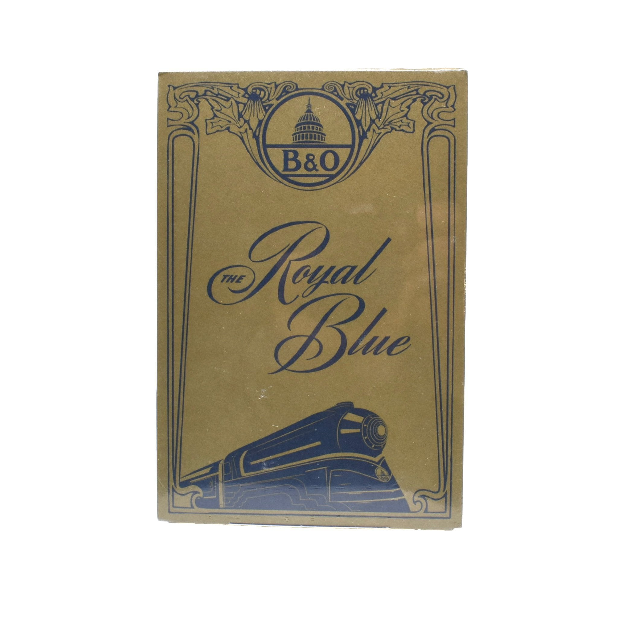 Write Notepads - Royal Blue
