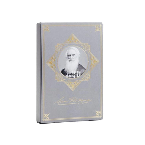 Limited Edition Write Notepads - Morse Telegraph