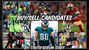 Buy and Sell candidates