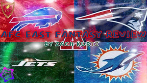 2020 AFC East Fantasy Review