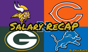 2020 NFL Salary ReCap NFC North Edition