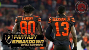 Cleveland Browns Fantasy Breakdown