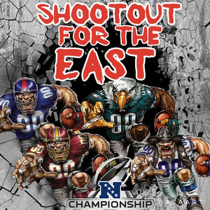 Preparing For War: The NFC East Shootout