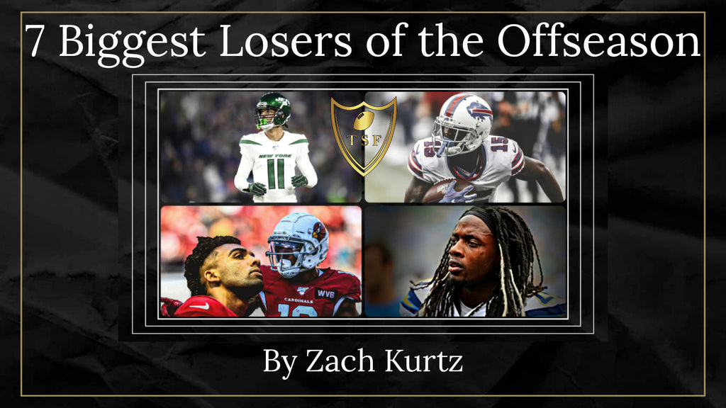 7 Biggest Losers Post Free Agency