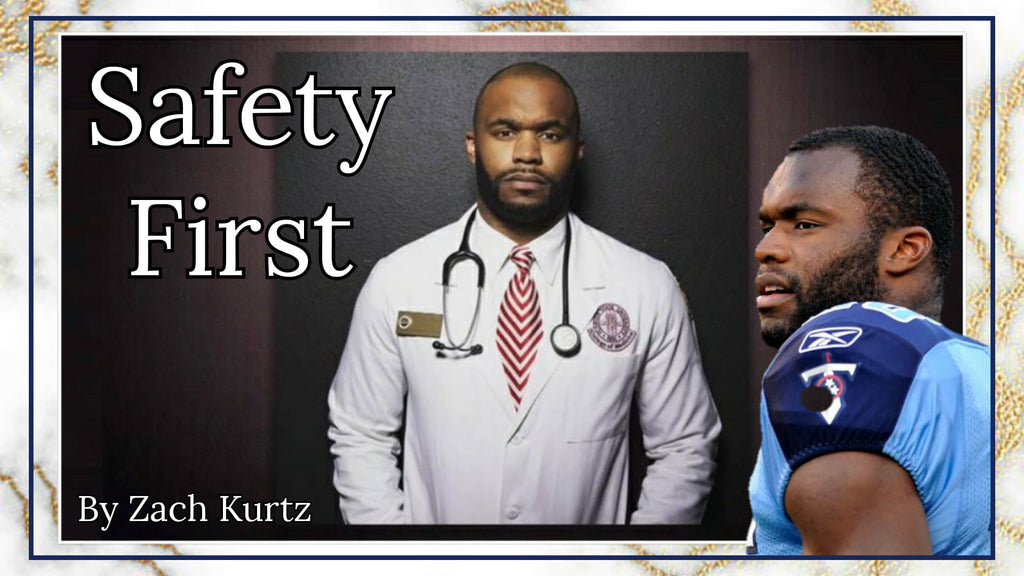 Safety First: The Story of Myron Rolle